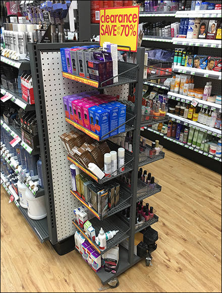 Sally Beauty Supplies Mobile Clearance Tower