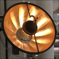 In-Store Spotlight Indirect Lighting