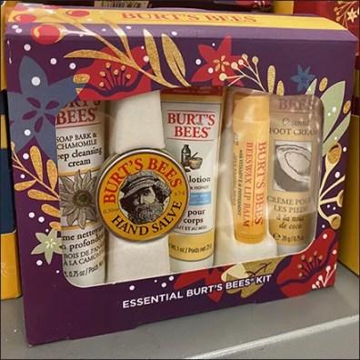 Burts-Bees Skin-Care Essentials Kit