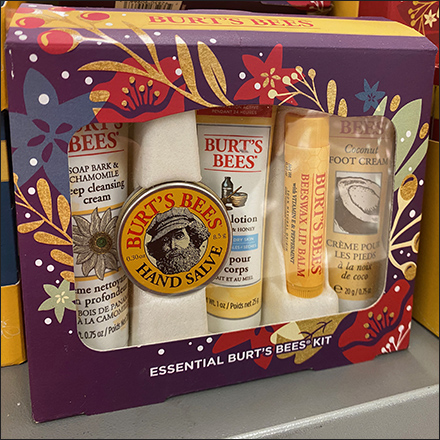 Burts-Bees Skin-Care Essentials Kit
