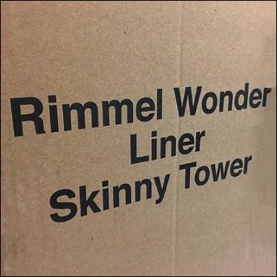 L'Oreal Eyeliner Skinny Tower Shipper
