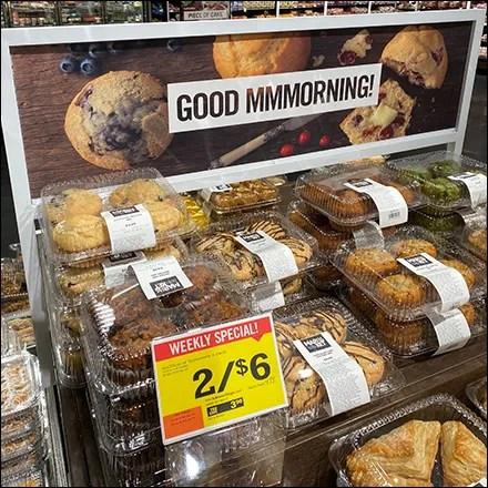 Market-32 Good Morning Island Display