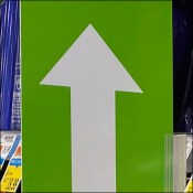 One-Way Aisle-Invader Traffic Control