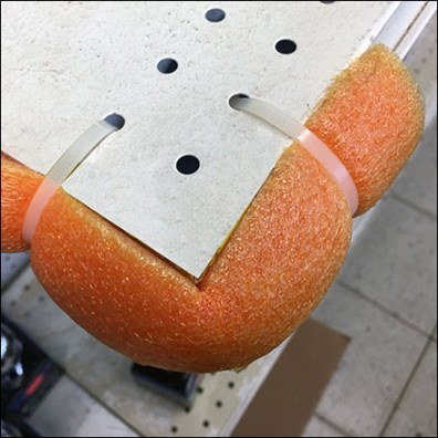 Do-It-Yourself Shelf-Corner Bumper GuardDo-It-Yourself Shelf-Corner Bumper Guard