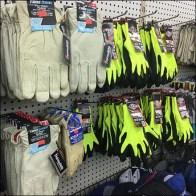 Work Gloves Mass Merchandised