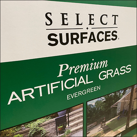 Sams Club Astro Turf Artificial Grass Pallet Square3