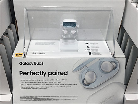 Samsung Galaxy Earbud Extended Museum Case