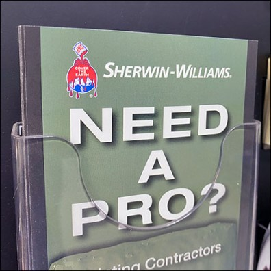 Need-A-Pro Takeaway Brochure