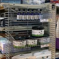 Hemp-CBD Powerwing Open-Wire Bottle Baskets