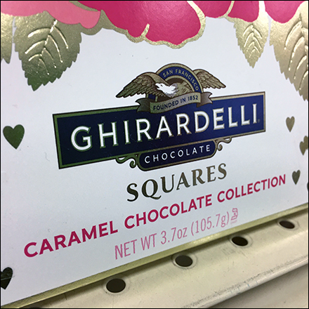 Ghirardelli Valentine's Day Chocolate Lineup