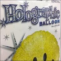 Holographic Balloon Strip MerchandiserHolographic Balloon Strip Merchandiser