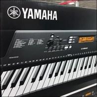 Yamaha Keyboard Pallet Rack Merchandising