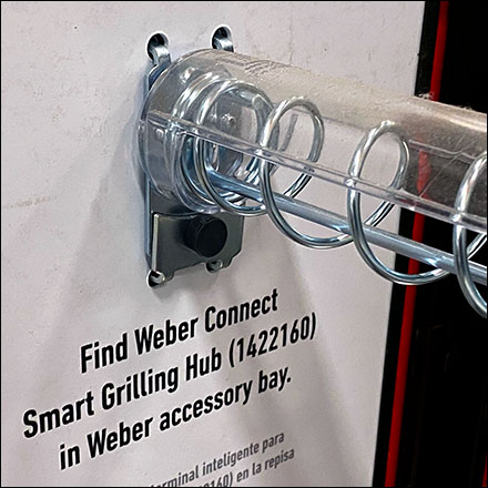 Weber Auto-Feed Faceout Details
