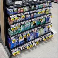 Extensive Eye-Care Endcap Adjacencies