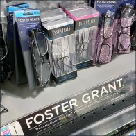 Foster-Grant Readers Endcap Display