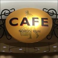 Nordstrom Cafe Entry Branding