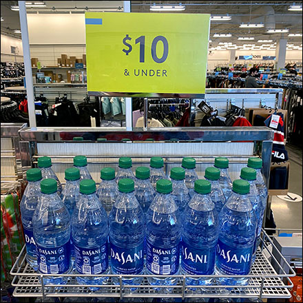 $10-And-Under Grab-And-Go Beverage Pricing