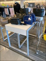 Tory-Burch Trestle Table Outfittiing Array