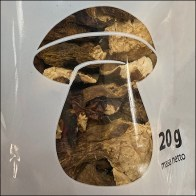 Dried-Mushroom Carry Basket DisplayDried-Mushroom Carry Basket Display