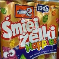 Happies Jelly Beans Strip Merchandiser