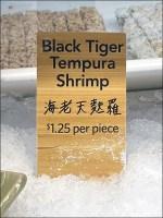 Sushi-Shop Iced Shrimp TempuraSushi-Shop Iced Shrimp Tempura