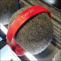 Soft-Touch Beats Felt Headphone Headforms