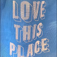 Children's Place Love-This-Place Shopping Bag