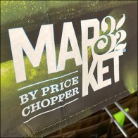 Market 32 Pea-Pod Branded Shopping Bag
