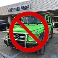 Mercedes-Benz Recall Fails Impressively
