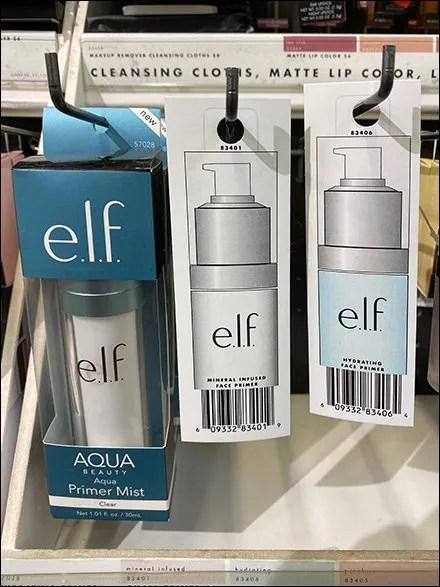Elf Cosmetics 90º Tip Display Hook