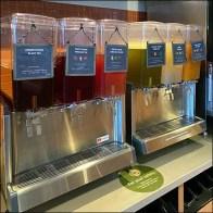 Panera Bread Craft Beverages Flavor Choices