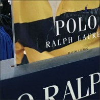 Polo-Ralph-Lauren Median Sign Holder