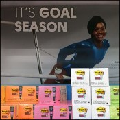 Written-Goals-Stick Positioning-Statement Endcap