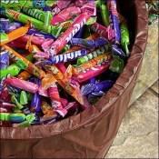Gourmet-Food Lined Barrel Bulk Bin