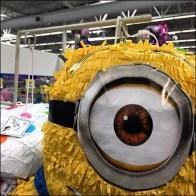 Step-Tiered Piñata Gondola Hook Outfitting