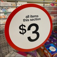 All-Items-$3 Category Sales Flag