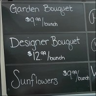 Built-in Blackboard Promotional Pricing