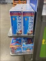 ZipFizz Cantilever Shelf MerchandisingZipFizz Cantilever Shelf Merchandising