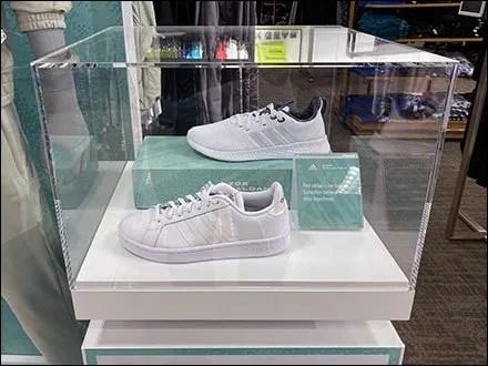 Adidas Zoe-Saldana Shoe Museum Case