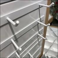 Jibbitz Fashion Charms Twin Display Hooks