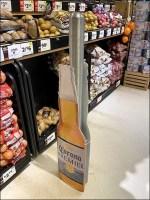 Modelo Corona-Premier Bollard Advertising