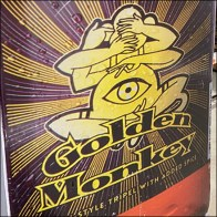 Victory Golden-Monkey Bollard Advertising