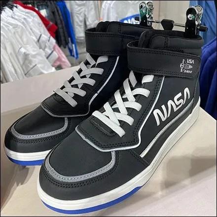 H+M Casual Apparel Sneaker Shelf