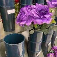 Flower Vase Inline Aisle Merchandising