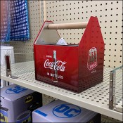 Vintage Coca-Cola 6-Pack Carrier Sell-Out