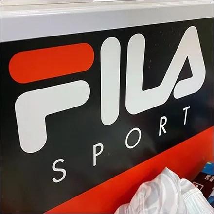 Fila-Sport Apparel Lineup Showcase