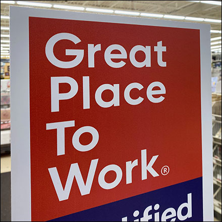 Michaels Certified Great-Place-To-Work