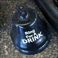 Ring-For-A-Drink Countertop Call Button