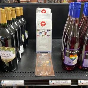 On-Shelf Wine Literature Distribution StrategyOn-Shelf Wine Literature Distribution Strategy
