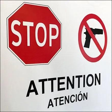 No-Guns-Allowed Legalities Explained